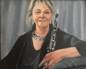 Little Fuentes Exhibits in 'Face The Music' at the Cultural Center of Cape Cod